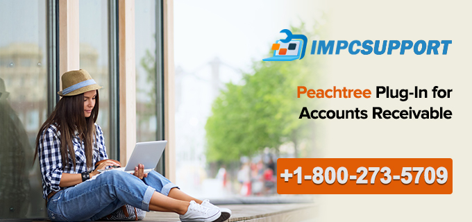 Peachtree Plug-In for Accounts Receivable