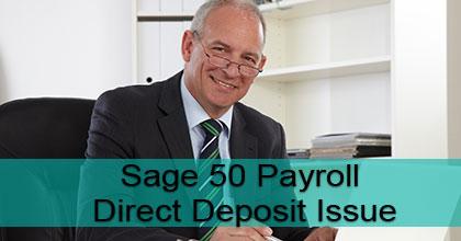 Sage-50-Payroll-Direct-Deposit-Issue