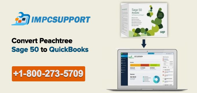 Convert Peachtree Sage 50 to QuickBooks